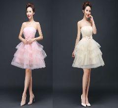 Các mẫu váy đầm cúp ngực siêu đẹp được chị em ưa chuộng